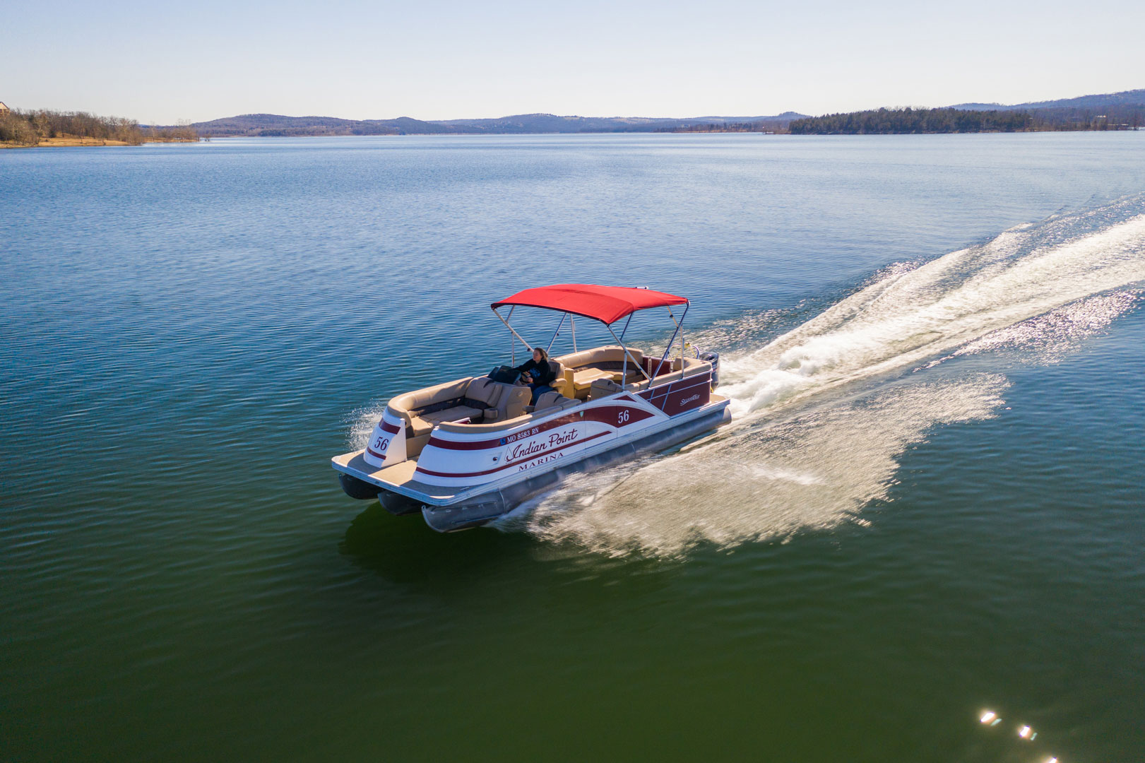 Table Rock Lake Boat Rentals